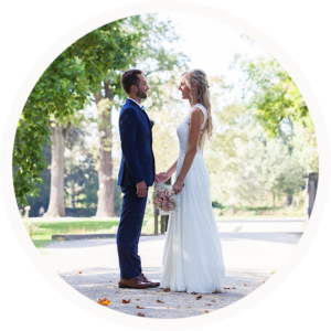Bruid huwelijk Damice hair & nails bruidskapsels